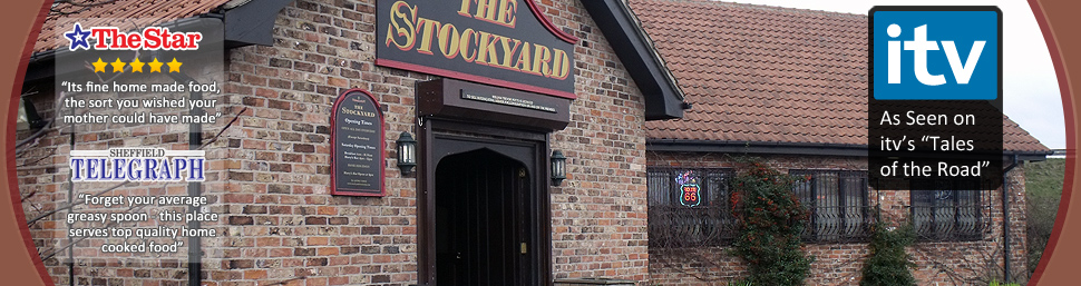 Truck Stop : The Stockyard
